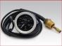 Engine gauges,Water temperature gauge,6 feet,8993093,Manometro de Temperatura de agua,6 pies