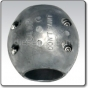 Marine accesories,Zinc anode for 3 1/2