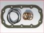 Detroit Diesel engine series 60,Oil cooler installation kit,OIL60,Juego de instalacion de enfriador de aceite
