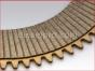 Twin Disc marine MG506,MG5050,Clutch plate Caterpillar # 6L9720, 2N2428, 3T9293, DP- B3060B, Disco de clutch Caterpillar # 6L9720, 2N2428, 3T9293