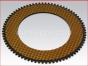 Twin Disc marine gear MG5111,MG5111A, Clutch plate, A4480Q, Disco de clutch