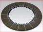 Twin Disc marine gear MG521,MG527, Clutch plate,Caterpillar # 1N5997, 4l9266, and 8L5858,A4401F,Disco de clutch