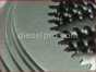 Twin Disc marine,MG502,Complete Overhaul Plate,K662,Juego Completo de Discos