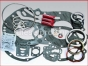 Twin Disc marine MG5114, Gasket & Seal Kit shalow case ratios from .93 to 1 to 1 to 3:1, DP- K1150, Juego de Empaques y Sellos, relacion desde .93 a 1 hasta 3 a 1