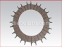 Twin Disc marine MG514,Disc or clutch Plate for Twin Disc gear, A6566E,Disco o plato de Clutch para transmision Twin Disc