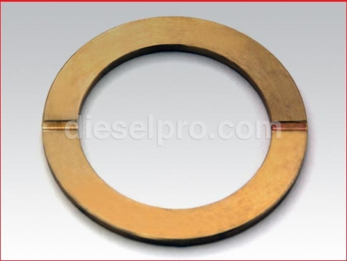 Thrust washer for Allison marine gear M and MH.