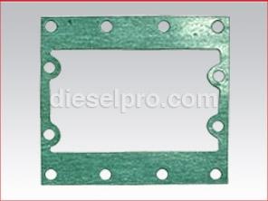 Empacadura del intercooler 6-71,12V71/12V92 - laterales