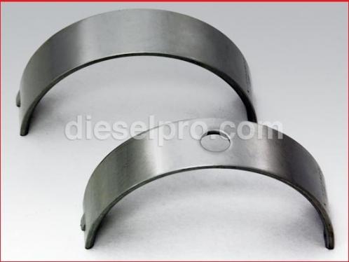 Metales o casquillos de ciguenal para motor Detroit Diesel