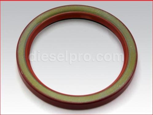 Rear standard single lip seal for Detroit Diesel engine