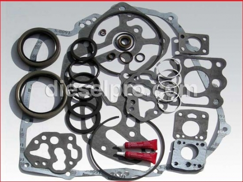 Gasket and seal kit for Twin Disc marine gear MG5090A
