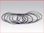 Detroit Diesel engine 12V149 and 16V149 natural,Ring Set,23501524,Juego de anillos o aros