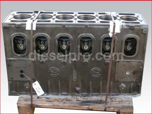 6-71 Detroit Diesel engine block, rebuilt - R 23503598 I