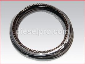 DP 23501525 Ring set for Detroit Diesel engines 12V149, 16V149 turbo