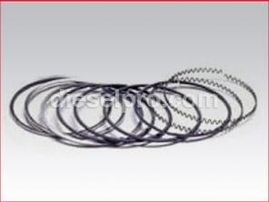 Ring set for Detroit Diesel engines 8V149, 12V149, 16V149 natural