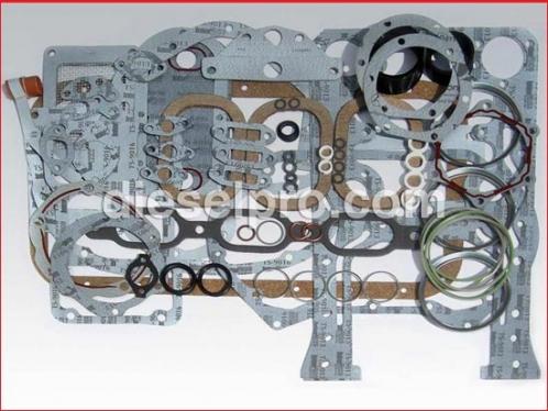 Overhaul gasket kit for Detroit Diesel engine 3-71