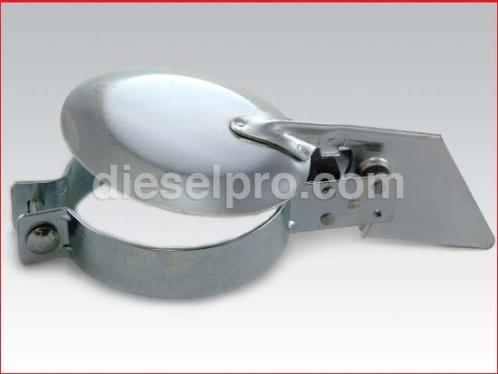 DP- 5185787 4 1/2 cap for Detroit Diesel engine muffler