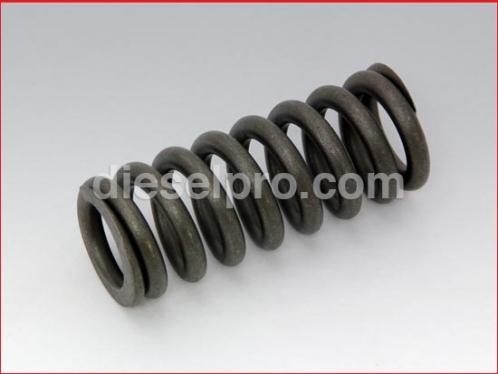 Valve spring for Detroit Diesel engine series 60