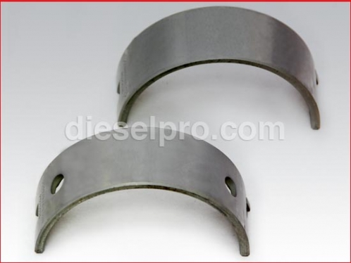 Shell set for Detroit Diesel engine connecting rod - 010