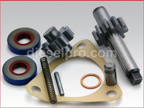 Fuel pump repair kit for Detroit Diesel