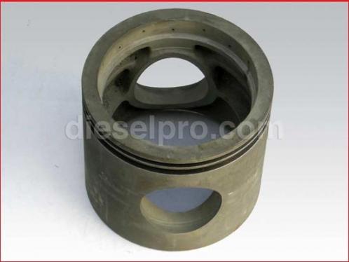 Piston skirt for Detroit Diesel 8V149, 12V149, 16V149 natural
