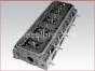 Detroit diesel engine parts,8v92,16v92,DP-5149878,Cylinder head New,cabeza culata nueva