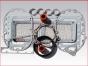 Detroit Diesel engine,series 71 and 92,Gasket kit,Blower installation,5149644,Kit para instalar soplador