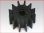 Detroit Diesel engine, Impeller for Raw water pump 2-1/2