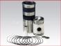 Detroit Diesel,Serie 53,Cylinder kit,5198899,Kit Cilindros