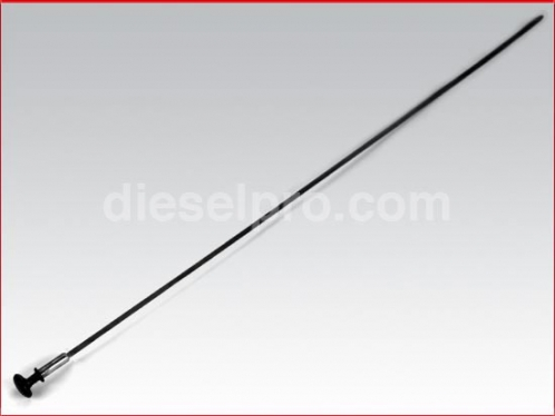Dipstick for Detroit Diesel engine