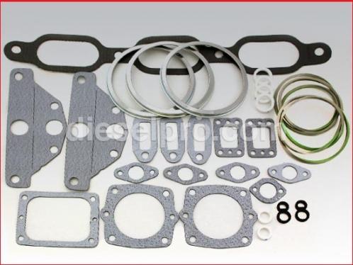 Head gasket kit for Detroit Diesel engine 3-71