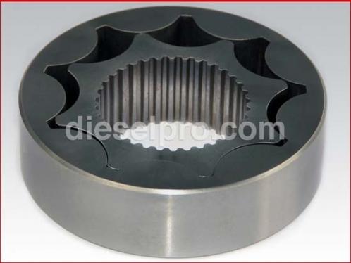 Oil pump for Detroit Diesel engine 6V53 turbo
