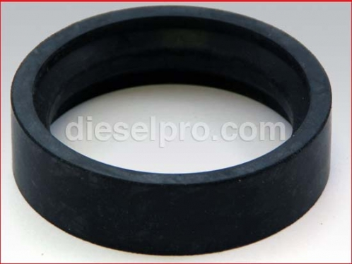 Water manifold to oil cooler housing seal 2 1/2 inch