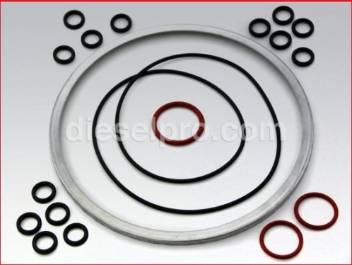 Head gasket kit for Detroit Diesel engine series 149 - old style