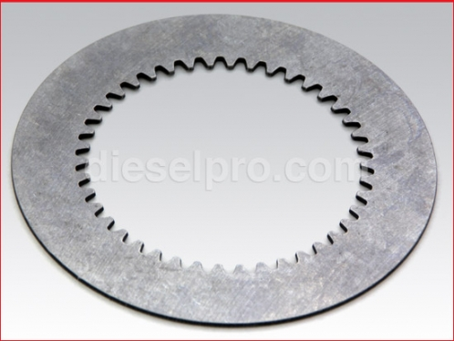 Clutch plate for Twin Disc marine gear MG506 and MG5050.