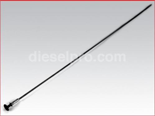 Dipstick for Detroit Diesel engine
