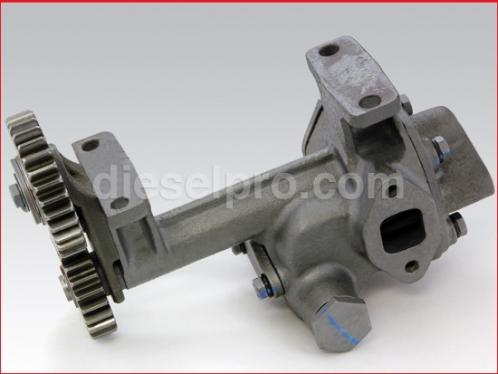 5175986 Oil pump for Detroit Diesel engine series 71 - Rebuilt