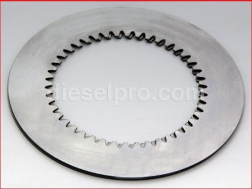 Clutch plate for Twin Disc marine gear MG5090, MG5091