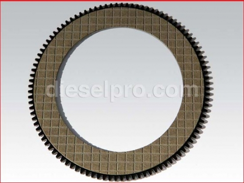 DP- 206106X Clutch plate for Twin Disc marine gear MG518