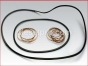 Allison marine gear M and MH,Seal Kit plate Forward,5192288,Kit de sellos para disco o plato marcha adelante