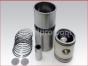 Detroit Diesel engine,23505306P,Cylinder Kit Natural,Trunk Type,1 piece piston,Standard,Kit de cilindros Natural,piston de 1 pieza