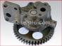 Detroit Diesel engine,Pump oil,Right hand, 5171434,Bomba de aceite Derecha