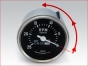 Engine gauges,mechanical,Detroit Diesel Engine,Tachometer with Hourmeter,LH 1 :1,2500 rpm,5658113,Tacometro con Horometro Izquierda 1 :1 Ratio 2500rpm