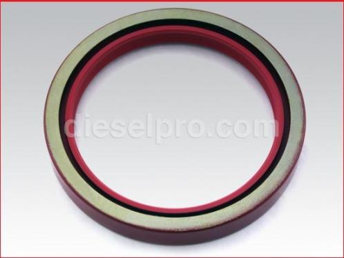 Rear crankshaft seal, standard - double lip