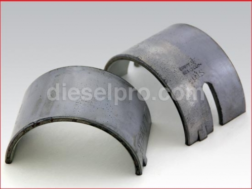 Shell set for Detroit Diesel connecting rod - 020