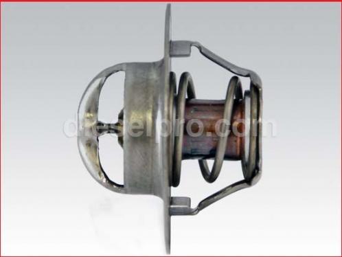 Thermostat for Detroit Diesel engine