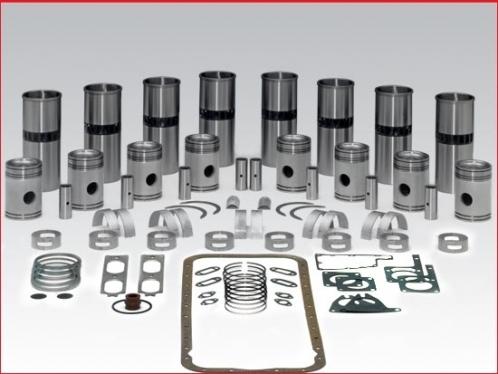 Rebuild kit - Detroit Diesel 12V71 engine natural, 1 piece piston