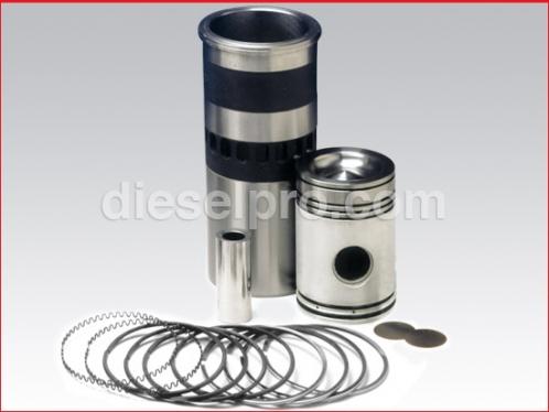 Cylinder Kit for Detroit Diesel 3-53, 4-53, 6V53, 8V53
