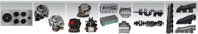 Detroit diesel parts and engines section,Detroit Diesel parts